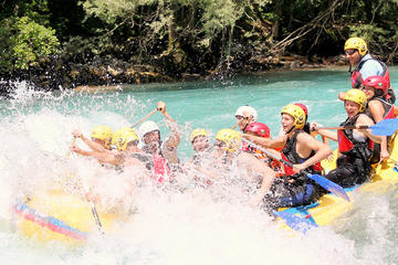 Tara River Whitewater Rafting from...