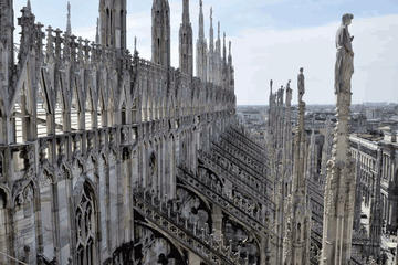 Excursão de Metrô Evite as Filas à Catedral de Milão e Excursão para...