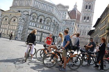 Florence City Bike Tour and Ice Cream Tasting