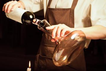 Italiensk vinsmaking i Milano