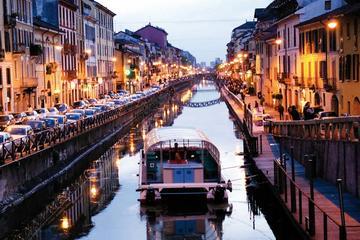Mailand Bier und Häppchen - Spaziergang