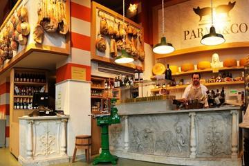 Matrundtur till fots i Milanos kvarter Brera