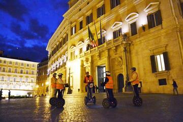 Rome per Segway bij nacht