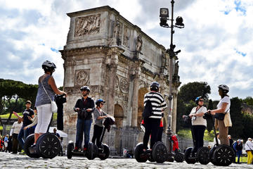 Rome Segway Tour and Sk…
