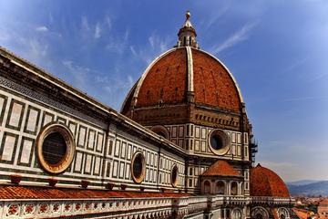 Snabbinträde: Florens domkyrka med stigning till Brunelleschis kupol
