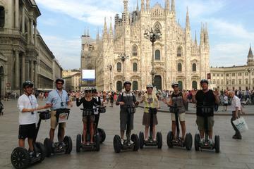 Ståhjulingtur i Milano