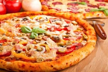 Stadsvandring i Rom på temat pizza
