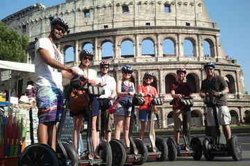 Tour in segway di Roma
