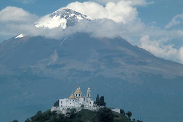 Puebla and Cholula Small-Group Tour from Mexico City