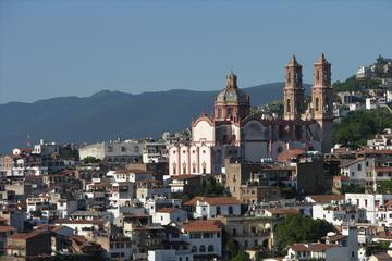 Recorrido de un día de Cuernavaca y Taxco