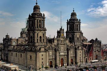 Recorrido por la ciudad en Ciudad de México