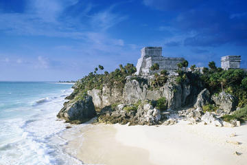 Small-Group Tulum and Coba from Playa...