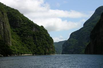 Sumidero Canyon National Park and San Juan Chamula from San Cristobal