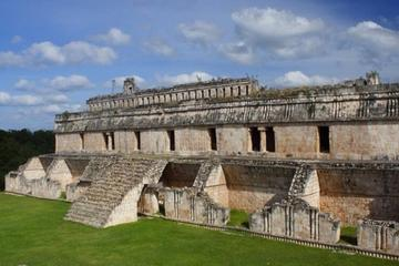 Uxmal & Kabah with lunch in shared service