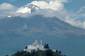 Viagem diurna da cidade do México a Puebla e Cholula