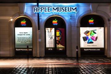 Eintrittskarte für das Apple Museum in Prag