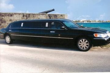 Traslado de luxo de ida e volta ao aeroporto de Nassau