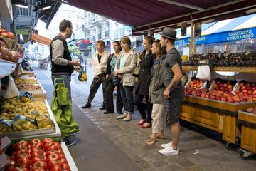 Paris Morning Market Tour and Cooking Class