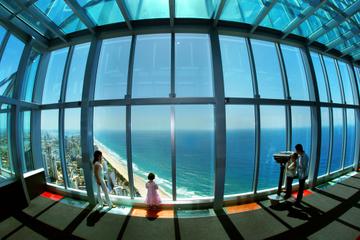 Billet pour l'observatoire SkyPoint de la Gold Coast