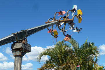 Billetter til Dreamworld forlystelsespark, Gold Coast