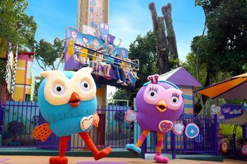 Dreamworld Theme Park Gold Coast...