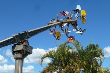 Entradas para el parque temático Dreamworld de la Gold Coast