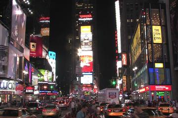Broadway Theatre District Walking Tour