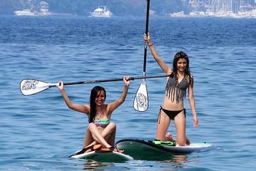 Acapulco Snorkeling and Stand Up Paddle Boarding Tour With Lunch