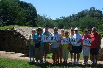 Excursão em sítio arqueológico das...
