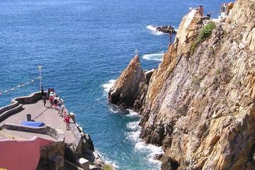 Excursão pela margem de Acapulco com tudo incluso