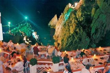 High Cliff Divers Show of La Quebrada