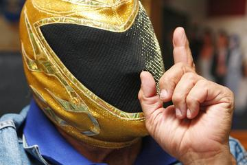 Wrestling in Acapulco - Lucha Libre - Tacos & Beer - The Most Mexican Night