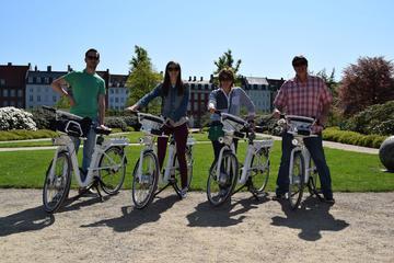 Private Fahrradtour durch Kopenhagen...