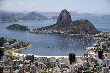 Private Tour: Sugar Loaf, Favela and Happy Hour