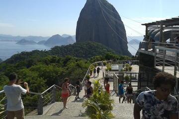 Sugar Loaf and Rio de Janeiro City Center Walking Tour