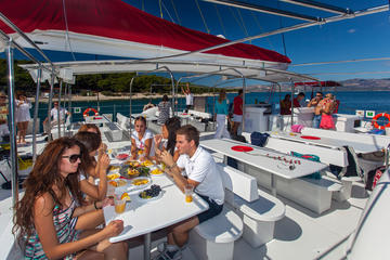 All Inclusive Pearl Islands Catamaran Excursion