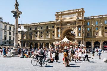 Accademia Gallery Official & Florence Walking Tour