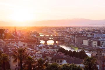 Florence Walking Tour & Skip-the-Line Uffizi Gallery