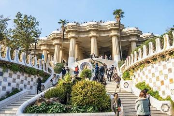 Park Güell Guided Tour