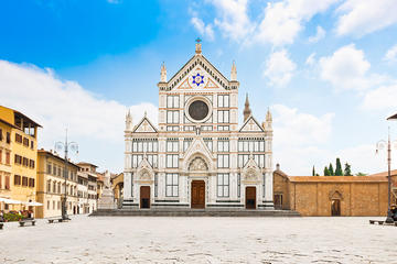 Uffizi, Accademia and Santa Croce Basilica Guided Tour