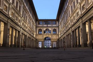 Uffizi Gallery Guided Tour (Skip The Line Entrance)