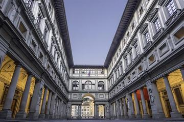 Uffizi Gallery Privert Tour with 5 Stars Guide
