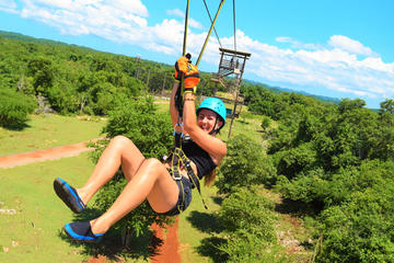 Negril Zipline Safari ATV Lunch...