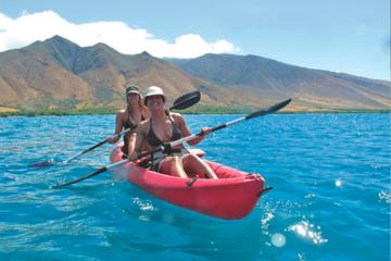 Ka'anapali Kayak and Snorkel Adventure