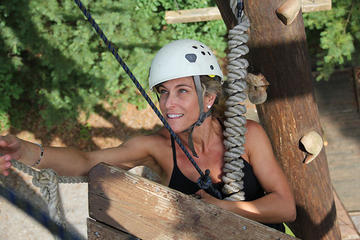 Book Alpine Tower Climbing Adventure in White Sulphur Springs on Viator