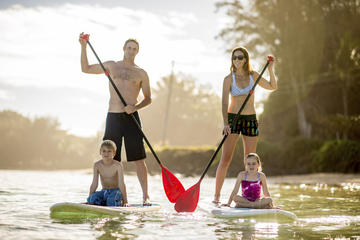 Guided Paddleboard Tour on a Local...