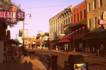Excursão de descoberta em Memphis...
