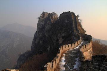 Excursion privée en journée: zone panoramique de la Grande Muraille...