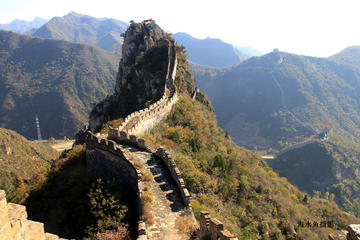 Layover Tour: Xiangshuihu Great Wall Scenic Resort With Villages...