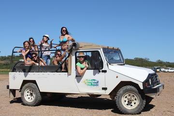 Safari en jeep d'une demi-journée en...